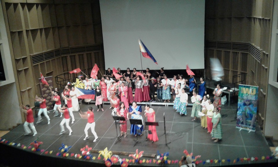 Philippine Independence Day 19-Theatre-Finale Song-3